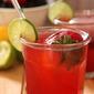 Very Berry Raspberry Iced Tea Spritzer
