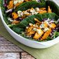 Slow Cooker Buffalo Chicken Low-Carb Collards Wraps with Blue Cheese Coleslaw (Gluten-Free)