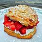 Weekend Gourmet Flashback: Limoncello Strawberry Shortcake