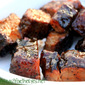 Kansas City Style Barbecued Burnt Ends