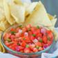 Fresh Tomato Salsa (Chipotle Copycat)