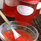 Sweet Red Pepper Jelly - Plus a Fresh Preserving/Ball Canning Giveaway