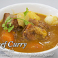 Beef Curry Filipino Style