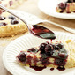 Cherry Ricotta Pie (Pizza Dolce) with Port Cherry Sauce