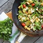 summer vegetable coconut curry