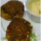 Pacific Rim Salmon Burgers - Ellie Krieger