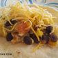 Corn & Zucchini Tacos