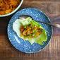 Stir-Fry Jicama With Dried CuttleFish (Ju Hu Char)