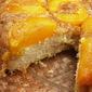 Fresh Apricot Upside Down Cake