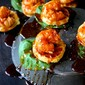 Finger Food Friday: Shrimp and Waffle Bites with Creole Pepper Jelly Sauce