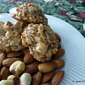 Brutti ma Buoni mound cookies (ugly NUT cookies)