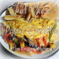 Four Cheese and Pepper Omelettes