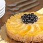 Epic Summer Peach Cake: Peach Blueberry Upside Down Cake Recipe