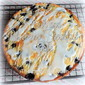 Peach and Blueberry Breakfast Cake