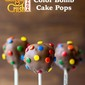 Candy Crush Color Bomb Cake Pops