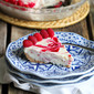 Raspberry Swirl Frozen Yogurt Pie Recipe