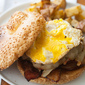 The Epic Brunch Burger for #BurgerMonth
