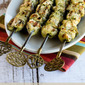 Ultra Easy Pesto Lemon Chicken Kabobs (Low-Carb, Gluten-Free, Five Ingredients)