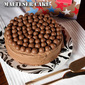 Chocolate Caramel Malteser Cake