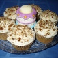 King Carrot Cupcakes
