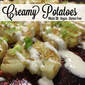 Whole 30 Creamy Potatoes