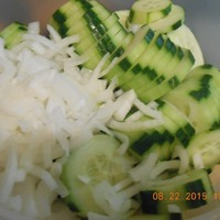 Cool and Creamy Ranch Cucumber Salad