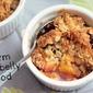 Peach Crisp (Gluten Free)