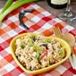 Creamy Southwestern Orzo Salad
