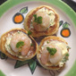 Blinis - Another way to serve - Try Prawns