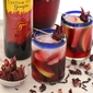 Flor de Jamaica Sangria with Elderflower Liqueur