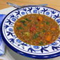 Soup for Supper - A Quick and Easy Lentil and Spinach Soup