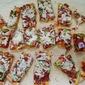 Thin-Crust Pizza with Bacon and Red Onion