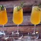 Thinking of Drinking: Apple Cider Bellini