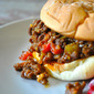 25 Minute Dinner Classic Sloppy Joes