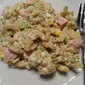 Ham and Broccoli Pasta Salad