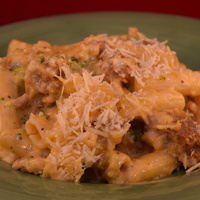 Italian Sausage Mac & Cheese