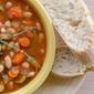 Vegan Cassoulet (White Bean and Vegetable Stew)