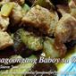 Binagoongang Baboy sa Gata