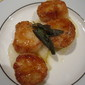 Recipe of the Week - Dairy-free Pan-seared Scallops with Poached Pears