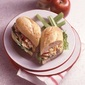 Tuna and Fruit Sandwiches