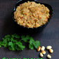 Sambal Kacang/Peanut Chilly Sauce - An Indonesian Condiment