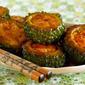 How to Make Stuffed Goya (Bitter Melon) Chicken Teriyaki - Video Recipe