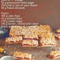 Recipe For Apple And Jam Bars