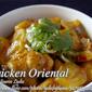 Chicken Oriental