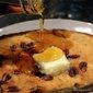 Oven Baked Banana Pancake