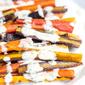 Honey Roasted Carrots with Tahini Sauce