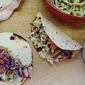 California Chicken Verde Tacos