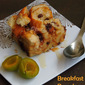 Breakfast Bread Pudding