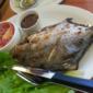 Grilled Pompano Fish