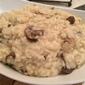 White Truffle Mushroom Risotto